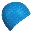 Durable Sporty Latex Swimming Waterproof Swim Cap Bathing Hat Unisex HUUS