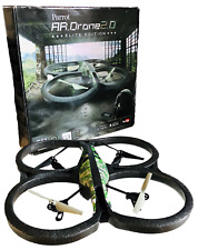 Parrot AR Drone 2.0 Quadcopter Elite Edition Jungle