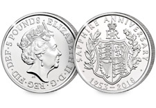2018 UK Coronation Anniversary CERTIFIED BU £5 [Ref: 231X]
