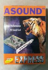 Soundkarte PCI, ASOUND Express ASP003, ALS4000