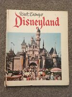 WALT DISNEYS DISNEYLAND 1964 Hardcover Book Collectible Souvenir by Martin Sklar