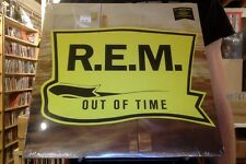 R.E.M. Out of Time LP sealed 180 gm vinyl + download remastered reissue