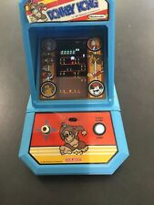 Donkey Kong Coleco Mini Tabletop Arcade 1981 Vintage - Works great!!!