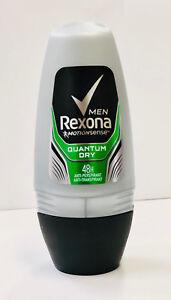 Rexona Quantum Dry Antiperspirant  Roll on  for Men 48 hours