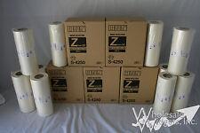 10 Genuine Riso Brand S-4250 Master Rolls Risograph A4 EZ RZ220 Z30 Z Type OEM
