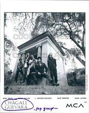 1991 Rock Band Chagall Guevara Steve Taylor Press Photo