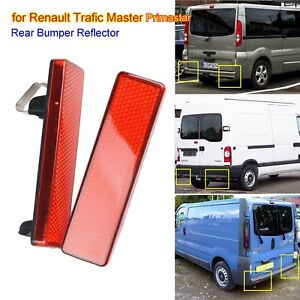 98-10 SMOKED SIDE INDICATOR REPEATERS RENAULT MASTER MK2