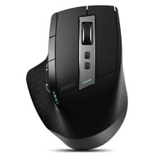 High-precision Gaming Mouse Multi-mode Wireless Bluetooth 3.0/4.0 2.4G Switch