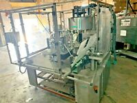 Tirelli Tango 6/2 Rotary Front Back Labeling Labeler Machine Serial # 207 -