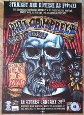 Phil Campbell and the Bastard Sons POSTER !!! Motörhead/Venom/Tank/Iron Maiden !