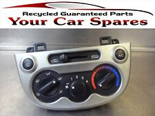 Chevrolet Matiz Heater Controls with Air Conditioning 05-09 Mk2
