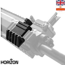 HORIZON 45 ° Offset Weaver Mount Rail SOFTAIR FUCILE RAIL 20mm Luce a sgancio rapido