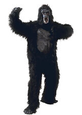 Adult Size Rubber Chest Gorilla Costume