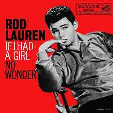 "ROD LAUREN ""IF I HAD A GIRL"" SP 60'S RCA VICTOR 47-7645"