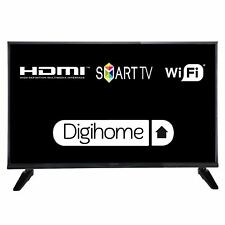 """Digihome 4070FHDS 40"""" Smart LED TV Full HD 1080p Built-In WiFi & Freeview HD"""