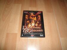 DUNGEONS & DRAGONS DRAGONES & MAZMORRAS PELICULA EN DVD NUEVA PRECINTADA