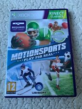 Motionsports Play for Real-xbox360 erfordert Kinect Sensor