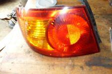 Hyundai Elantra 2001 - 2004 N/S Passengers Side Rear Light Lamp