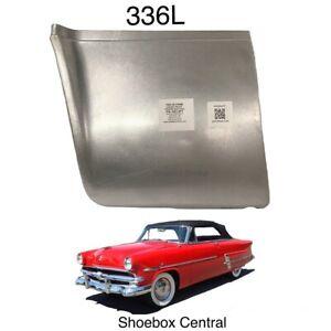 1952 1953 1954 Ford Left Lower Front Fender Repair Panel