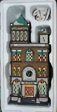 DEPARTMENT 56  CHRISTMAS IN THE CITY SERIES THE CITY GLOBE ORIG BOX