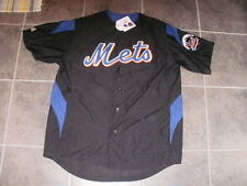 NWT MAJESTIC NEW YORK METS FANBASE JERSEY  LARGE L