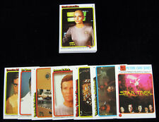 1979 Topps Rainbo Bread Star Trek The Motion Picture Trading Card Set (33) Nm/Mt