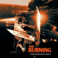 The Burning [Original Motion Picture Soundtrack] by Rick Wakeman Vinyl