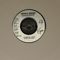 "SIMPLE MINDS 'STAND BY LOVE' UK 7"" SINGLE"