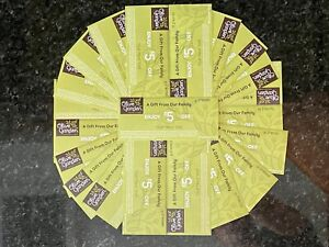 OLIVE GARDEN 2021 Certificates $100 Value - 23% Off* - No Meal Tax** w/Tracking