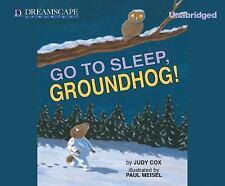 Go to Sleep, Groundhog! (CD)