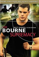 The Bourne Supremacy (DVD, 2004) Full Screen