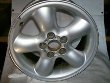 1997-1999 CADILLAC CATERA FACTORY 5 SPOKE 16' PAINTED WHEEL RIM