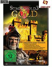 STRONGHOLD 3 oro Steam PC Game key descarga global código [envío rápido]
