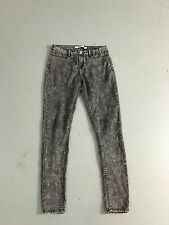 Women's ZARA 'Jegging' Jeans - W30 L32 - Faded Black Wash - Great Condition