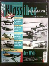Klassiker der Luftfahrt  5/07  in Schutzhülle