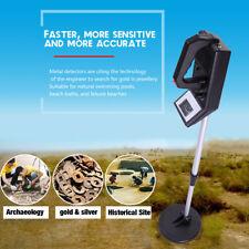 Deep Coil Metal Detector Sensitive Searching Gold Digger Hunter Md-3005