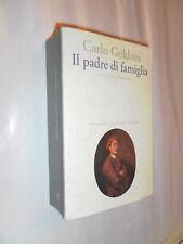 IL PADRE DI FAMIGLIA - CARLO GOLDONI - MARSILIO - 1996