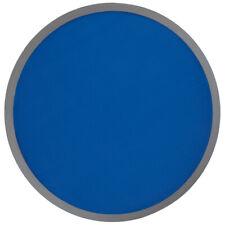5x Frisbee mit Tasche / Wurfscheibe / Farbe: blau