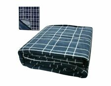 Royal Luxury Awning & Tent Carpet Groundsheet Flannel with PVC Back | 275 x 305
