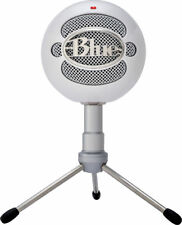 Blue Snowball iCE Condenser Microphone, Cardioid - White™