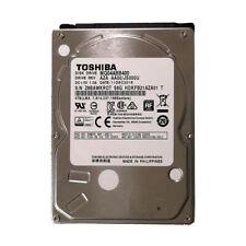 """Toshiba 4TB MQ04ABB400 5400RPM 128MB SATA 2.5"""" Laptop HDD Hard Disk Drive 15mm"""