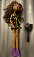 Monster High Freaky Field Trip Clawdeen Wolf Doll