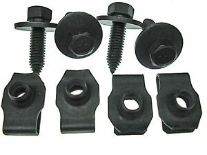 lower fender to cowl bolts panel nuts kit 3/8-16 fits Camaro Impala Chevelle