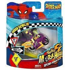 SPIDER-MAN 78701/78959 SUPER MOTOR HEROES GREEN GOBLIN NEU&OVP