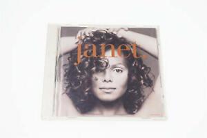 JANET. VJCP-25073 JAPAN CD A14078