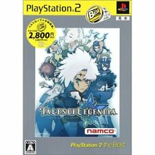 Used PS2 Tales of Legendia PlayStation2 the Import Best Japan