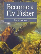 LAWTON FISHING & FLYTYING BOOK BECOME A FLYFISHER TROUT paperback BARGAIN new