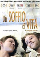 UN SOFFIO DI VITA (DVD NUOVO) Les Signes Vitaux * SOPHIE DERASPE