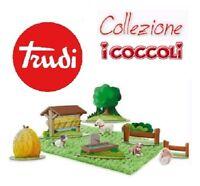 """Trudi collezione """"i coccoli"""" 31009 fattoria cuccioli Oliviero Ben Gennaro Phil"""