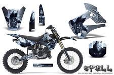 Kawasaki KX85 KX100 2001-2013 Graphics Kit CREATORX Decals SPELL S